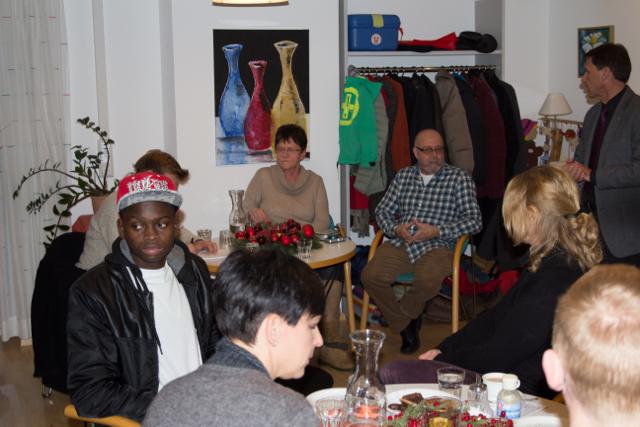 1. Freundeskreis Treffen im Café Kännle war ein schöner Erfolg