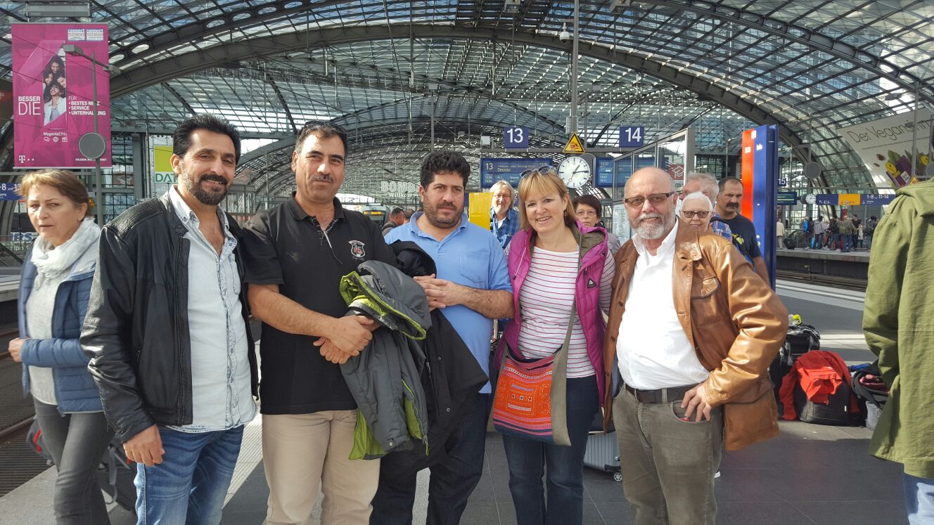 Berlin 21.-24. September 2016